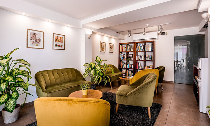 4 חופשה רומנטית במלון Satoriחיפה