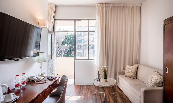 """5 חופשה רומנטית במלון Satoriחיפה, כולל סופ""""ש"""