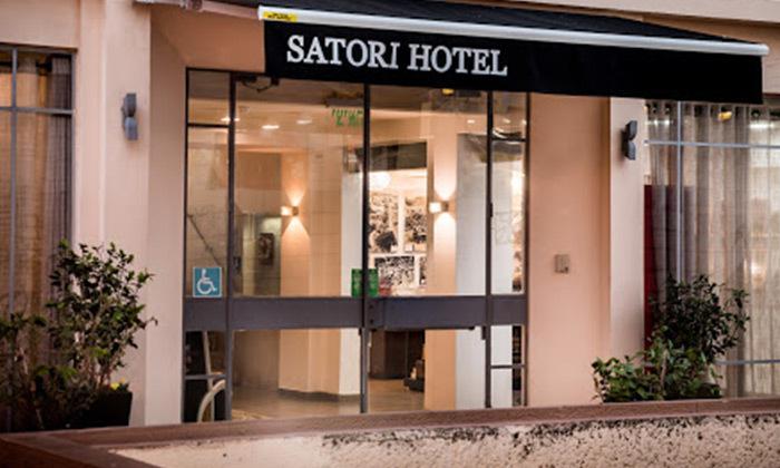 9 חופשה רומנטית במלון Satoriחיפה