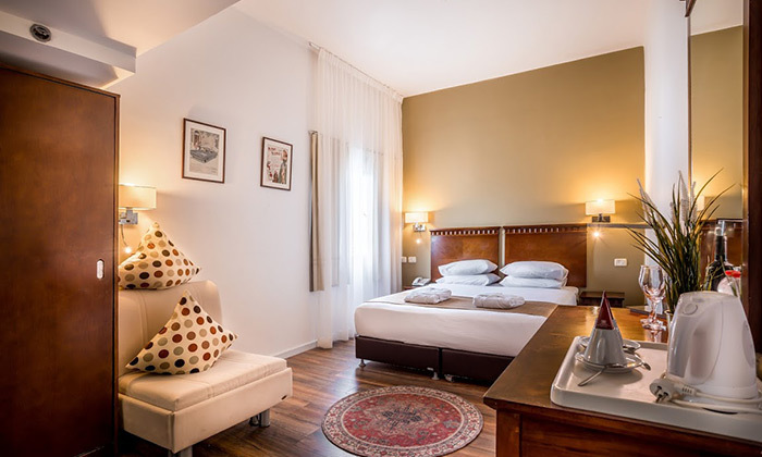 """חופשה רומנטית במלון Satoriחיפה, כולל סופ""""ש"""