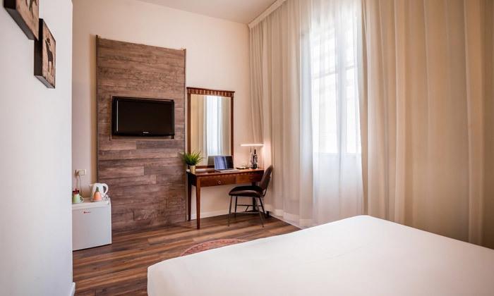 8 חופשה רומנטית במלון Satoriחיפה