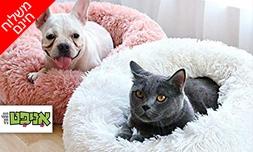 מיטה לכלבים וחתולים