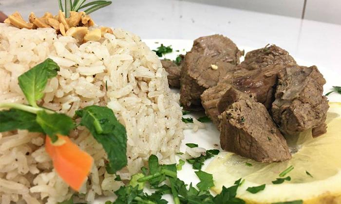5 ארוחה זוגית במסעדת נוף הוואדי, עין חוד