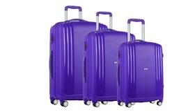 סט 3 מזוודות קשיחות FERRINI