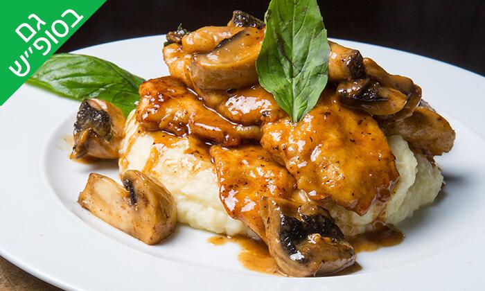 6 ארוחה זוגית במסעדת פרנצ'סקה בים, טיילת ראשון לציון