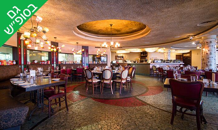 4 ארוחה זוגית במסעדת פרנצ'סקה בים, טיילת ראשון לציון