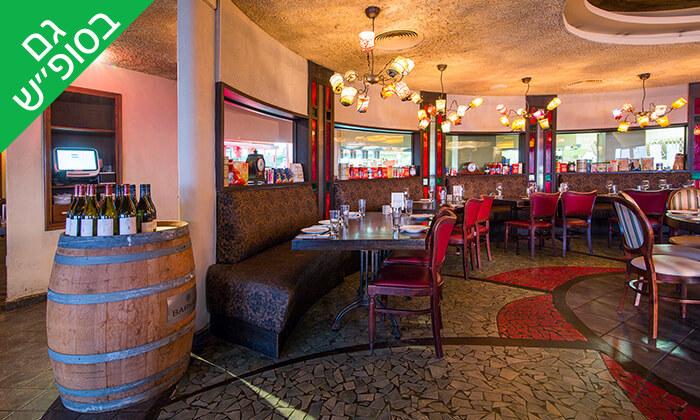 8 ארוחה זוגית במסעדת פרנצ'סקה בים, טיילת ראשון לציון