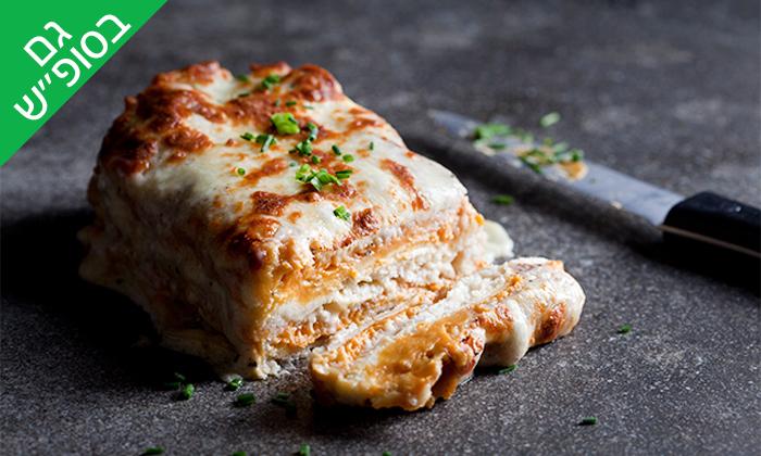 3 ארוחה זוגית במסעדת פרנצ'סקה בים, טיילת ראשון לציון
