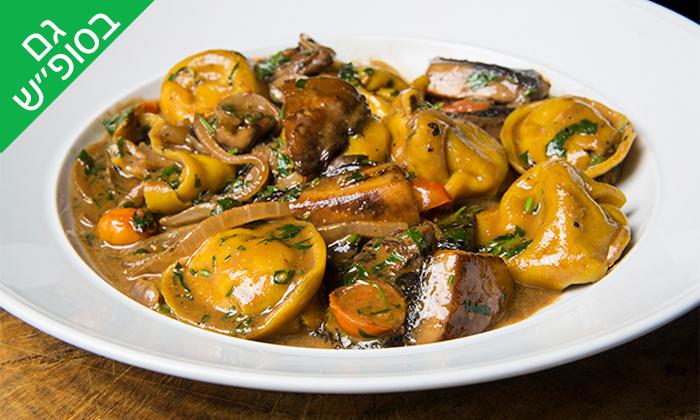 9 ארוחה זוגית במסעדת פרנצ'סקה בים, טיילת ראשון לציון