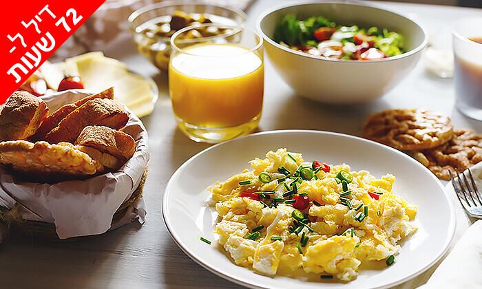6 דיל לזמן מוגבל: ארוחה זוגית בסטלה ביץ' - דג על הים, בת-ים