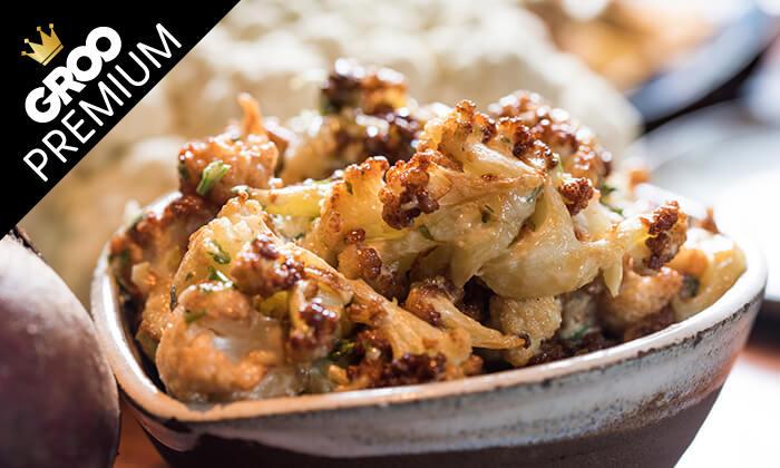 """5 מסעדת טפאו TAPEO הרצליה ות""""א - ארוחת שף זוגית"""