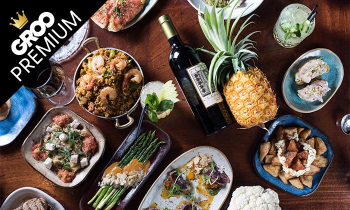 """2 מסעדת טפאו TAPEO הרצליה ות""""א - ארוחת שף זוגית"""
