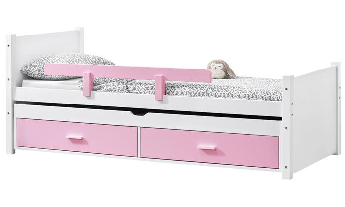 3 מיטת ילדים עם מיטת חבר HOME DECOR