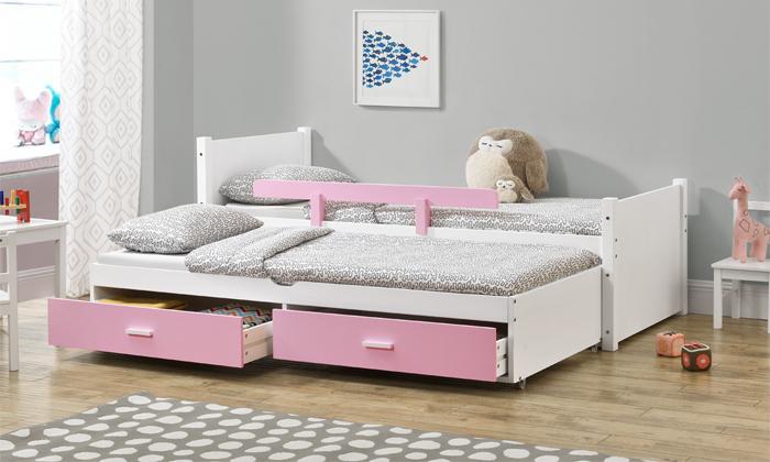 4 מיטת ילדים עם מיטת חבר HOME DECOR
