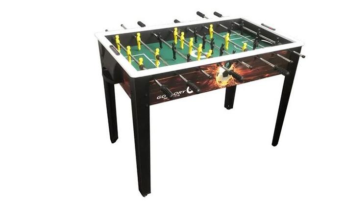 2 שולחן כדורגל 4 פיט GOGLARY