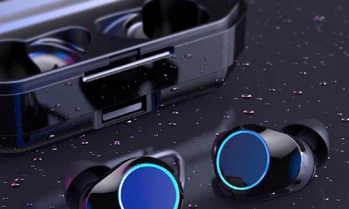 6 אוזניות כפתור Bluetooth אלחוטיות