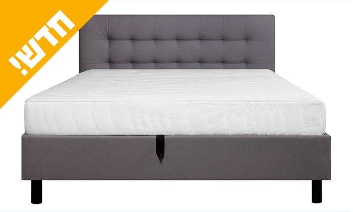 4 שמרת הזורע: מיטה עם ארגז מצעים