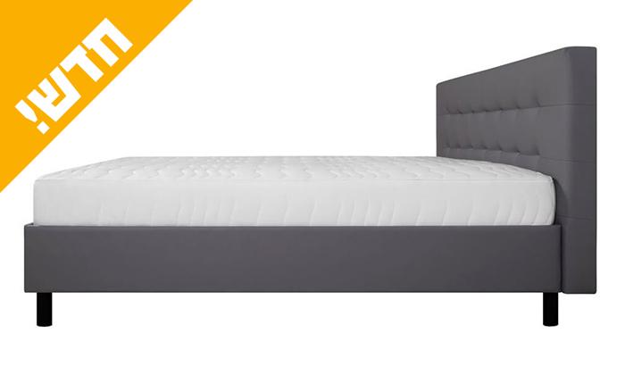5 שמרת הזורע: מיטה עם ארגז מצעים