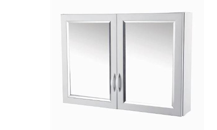 2 ארונית תלייה 2 דלתות עם מראה