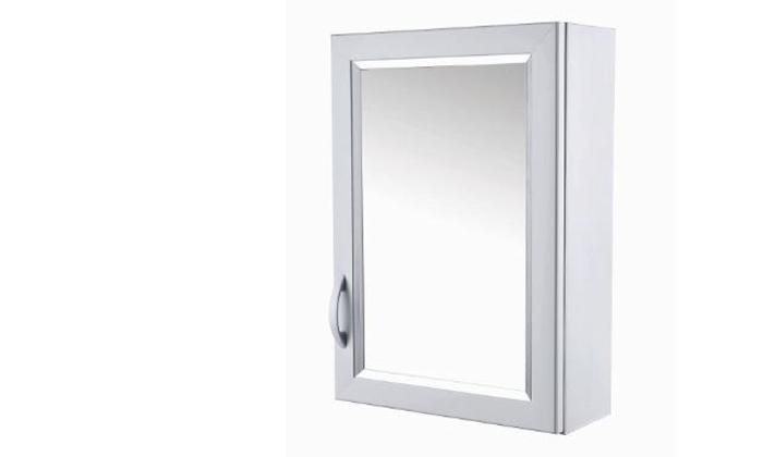 2 ארונית תלייה עם דלת מראה
