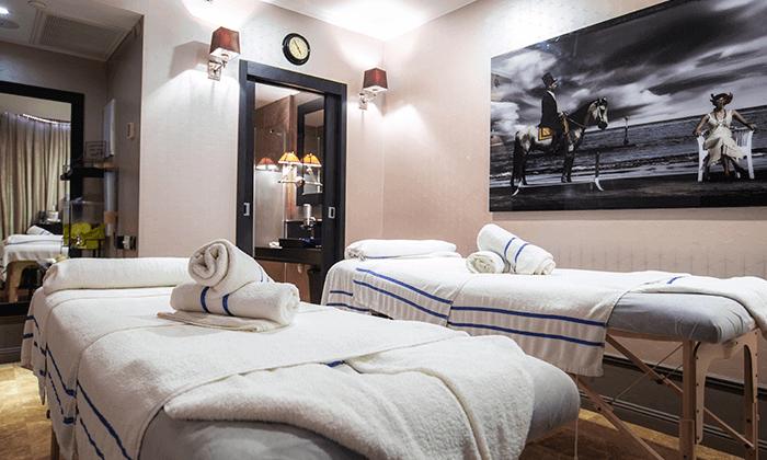 """7 מלון בוטיק B ברדיצ׳בסקי ת""""א, כולל עיסוי זוגי"""