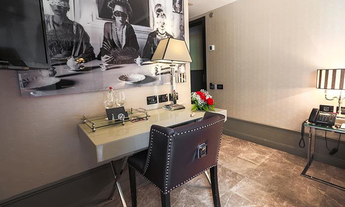"""6 מלון בוטיק B ברדיצ׳בסקי ת""""א, כולל עיסוי זוגי"""