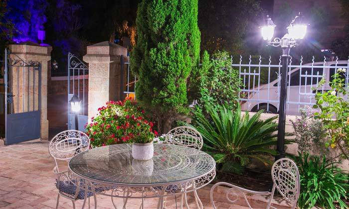 3 חופשה רומנטית, אווירה ירושלמית ומלון בוטיק מפנק