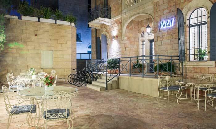 9 חופשה רומנטית, אווירה ירושלמית ומלון בוטיק מפנק