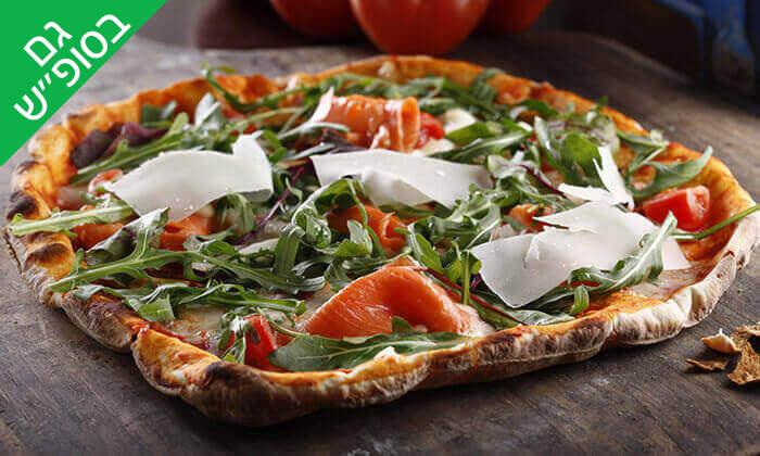 3 ארוחה זוגית כולל יין וקינוח במסעדת איטלקיה בתחנה, נווה צדק