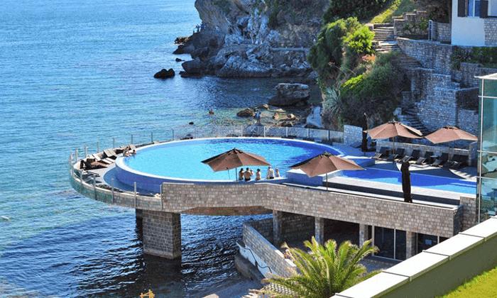 """חופשה במונטנגרו - מלון מומלץ על חוף הים, כולל שבועות וסופ""""ש"""
