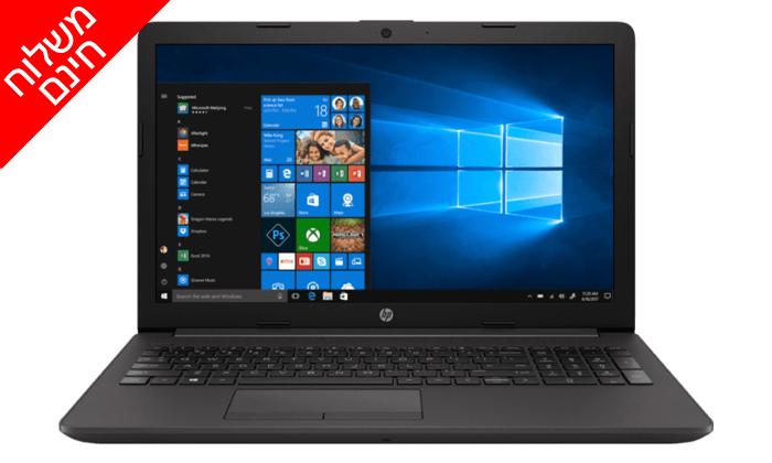 """3 מחשב נייד חדש HP עם מסך """"15.6, זיכרון 4GB ומעבד i3 - משלוח חינם"""