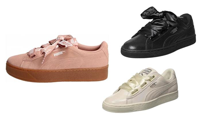 2 נעלי נשים פומה PUMA