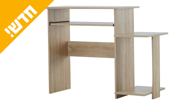 2 שולחן מחשב H.KLEIN