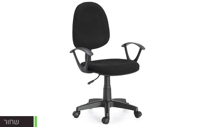 3 כיסא תלמיד אורתופדי מרופד