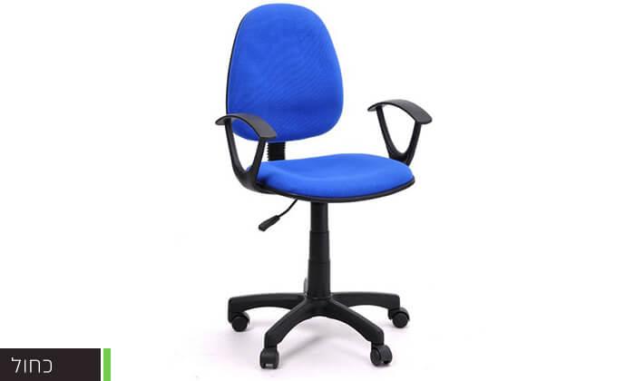 5 כיסא תלמיד אורתופדי מרופד