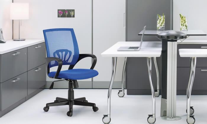 7 כיסא משרדי