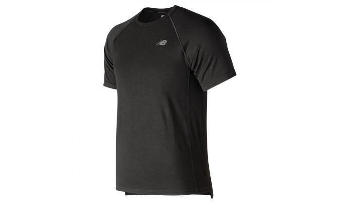 4 חולצת אימון לגברים ניו באלאנס New Balance