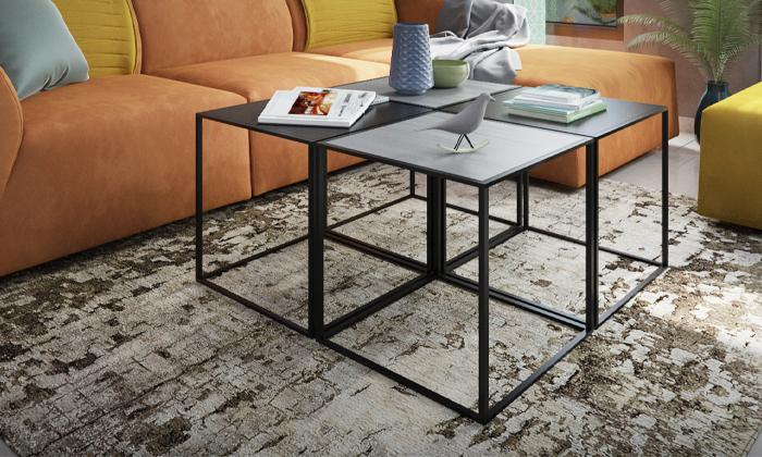 3 שולחן סלון Razco דגם קורדובה