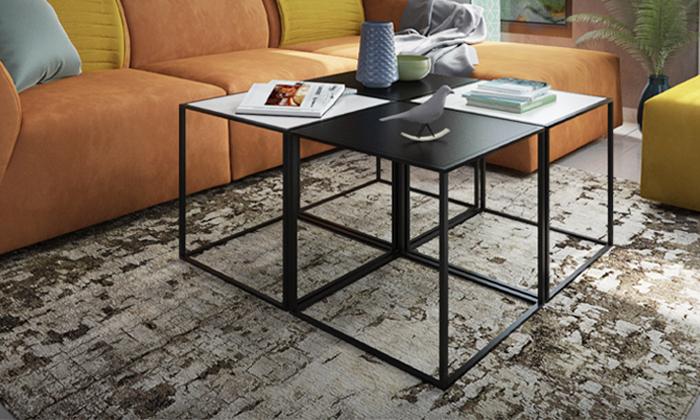 7 שולחן סלון Razco דגם קורדובה