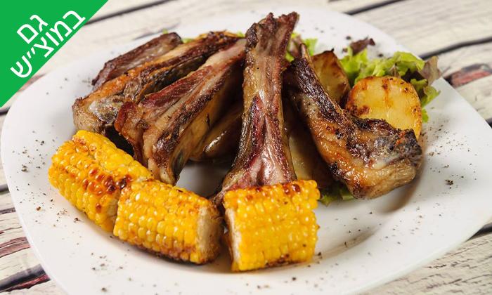 10 ארוחה זוגית בפאב אפטר דארק After Dark, חיפה