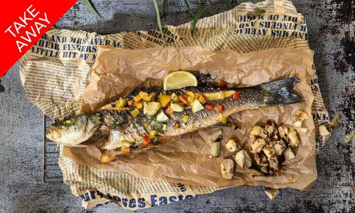3 מסעדת בני הדייג, ראשון לציון - ארוחה זוגית ב-Take Away