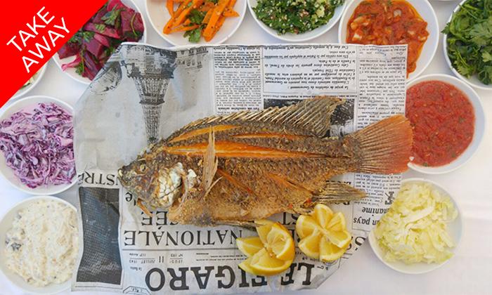 6 מסעדת בני הדייג, ראשון לציון - ארוחה זוגית ב-Take Away