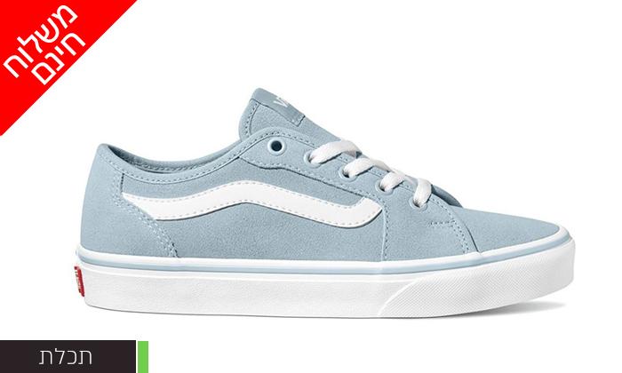3 נעלי סניקרס לנשים Vans-  משלוח חינם