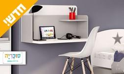 שולחן כתיבה תלוי לחדר ילדים