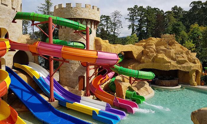 3 יולי-אוגוסט בבטומי - מלון עם פארק מים וחוף פרטי