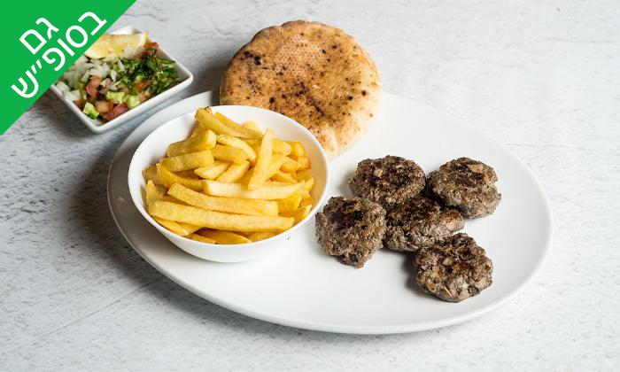 4 ארוחה זוגית במסעדת חומוס פלוס, מרינה הרצליה