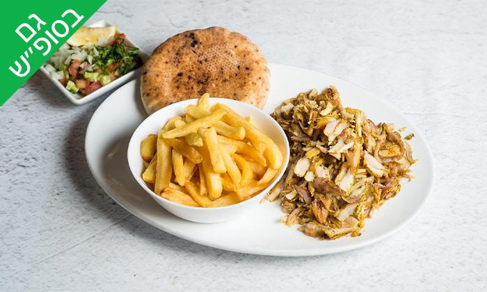3 ארוחה זוגית במסעדת חומוס פלוס, מרינה הרצליה