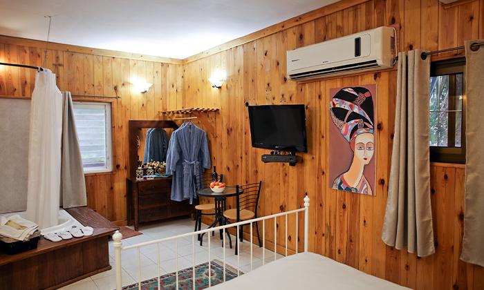 13 אחוזת רות - ג'קוזי פרטי, מיקום מושלם ונוף מהמם