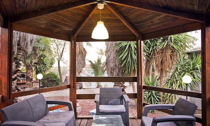 11 אחוזת רות - ג'קוזי פרטי, מיקום מושלם ונוף מהמם