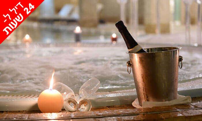 7 דיל ל-24 שעות: חבילת ספא עם עיסוי בספא מלון הוד המדבר, ים המלח